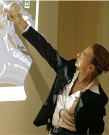 Kristina Cesarini, neurosurgeon